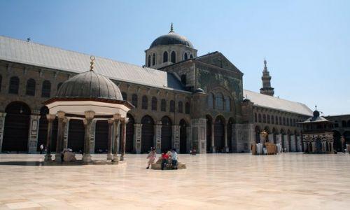 Zdjęcie SYRIA / brak / Damaszek / Wielki Meczet Umajjadów