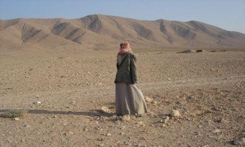 Zdjecie SYRIA / koło Palmyry / Palmyra / Strach na....wróble ???