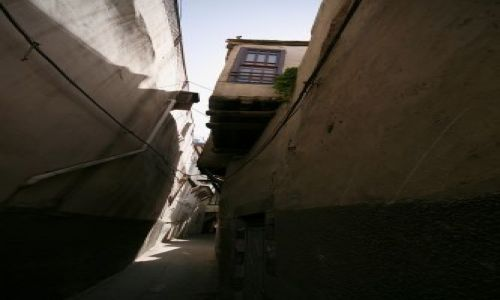 Zdjecie SYRIA / damaszek / damaszek / stare miasto
