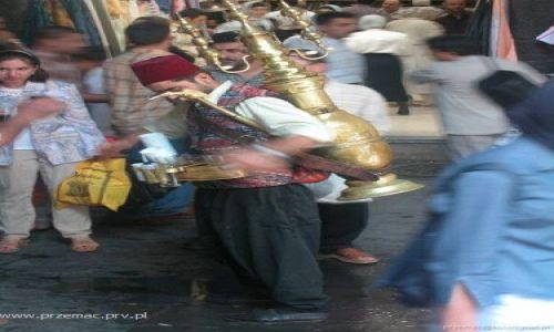 Zdjecie SYRIA / brak / Damaszek / Hearbaciarz