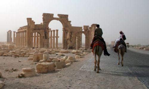 Zdjęcie SYRIA / brak / Palmyra / Palmyra