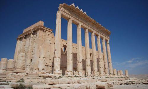 Zdjecie SYRIA / Palmyra / Palmyra / Palmyra