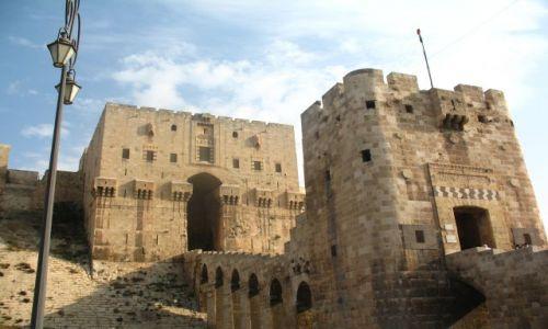 Zdjecie SYRIA / brak / Aleppo / Kalat Halab