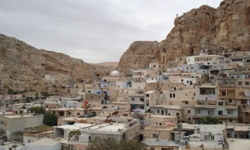 Zdjecie SYRIA / Damaszek / Maalula / Maalula