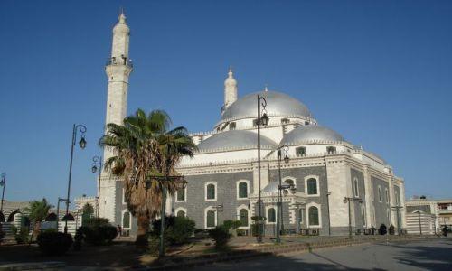 SYRIA / Homs / Homs (Hims) / Meczet w Homs