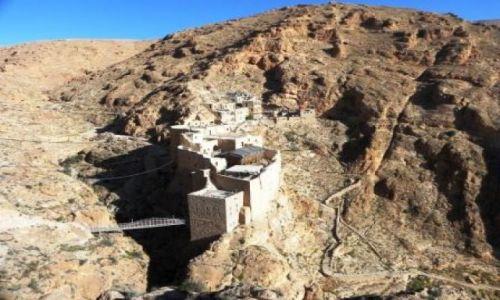 Zdjecie SYRIA / Nebek / Mar Musa / Klasztor
