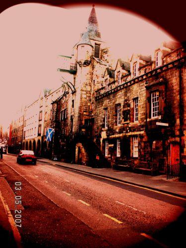 Zdjęcia: Edynburg , Edynburg, Old Town -Edynburg, SZKOCJA
