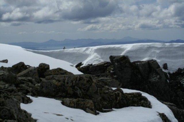Zdjęcia: Pasmo Grampiany, Highland, , Ben Nevis, SZKOCJA