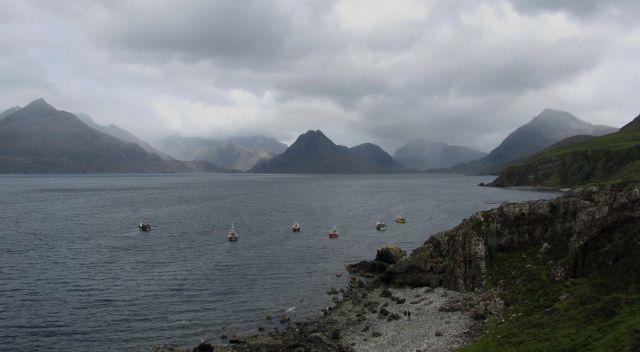 Zdjęcia: Elgol, Wyspa Skye, Black Cuillins, SZKOCJA