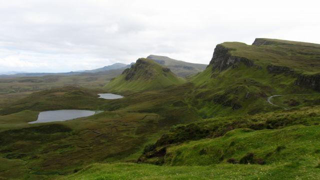 Zdjęcia: Quiraing, Wyspa Skye, Quiraing, SZKOCJA