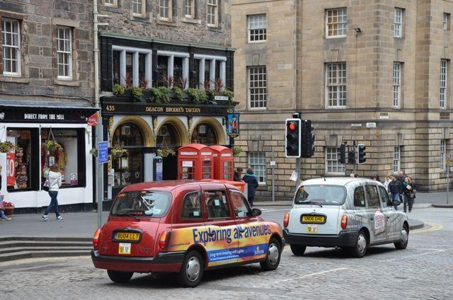 Zdjęcia: Edynburg, Uroki Edynburga, SZKOCJA