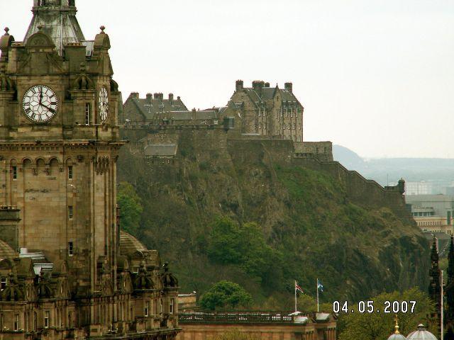 Zdjęcia: Edynburg , Szkocja, EDYNBURG -Zamek , SZKOCJA