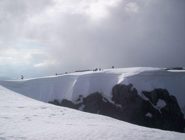 Zdjęcia: Koło Fort William, Highlands, Bn Nevis- szczyt, SZKOCJA