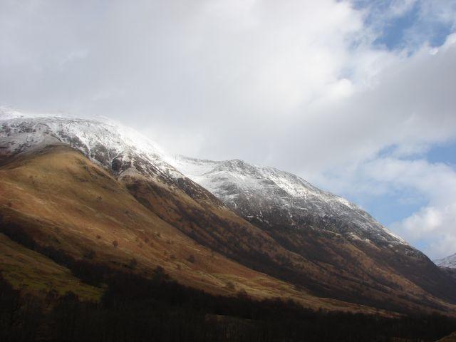 Zdjęcia: okolice  Fortu William, Highland, Scotland- Ben Nevis , SZKOCJA