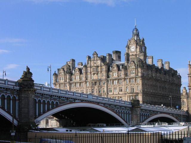 Zdjęcia: EDINBURGH, na ulicach Edinburgha, SZKOCJA