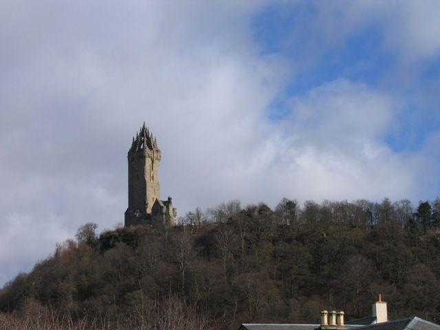 Zdjęcia: Stirling, Wallace Monument , SZKOCJA