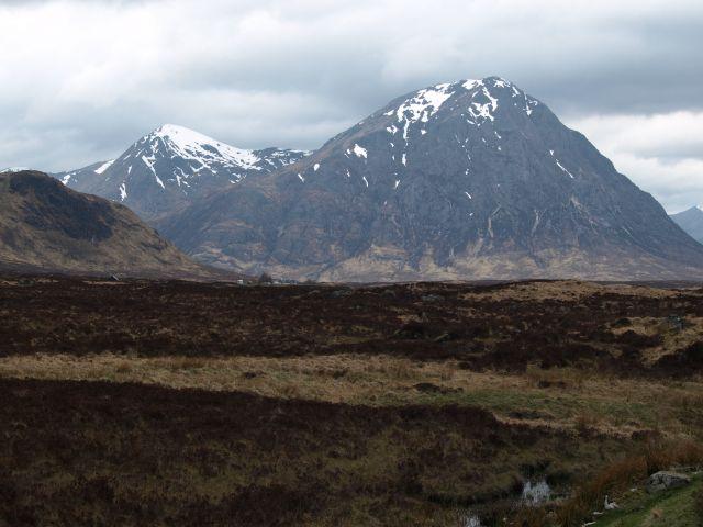 Zdj�cia: Highlands, Highlands, Szkocja w chmurach, SZKOCJA