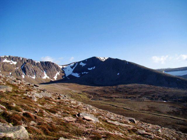 Zdjęcia: Glen More, Cairngorms Mountains, rekonesans  2, SZKOCJA