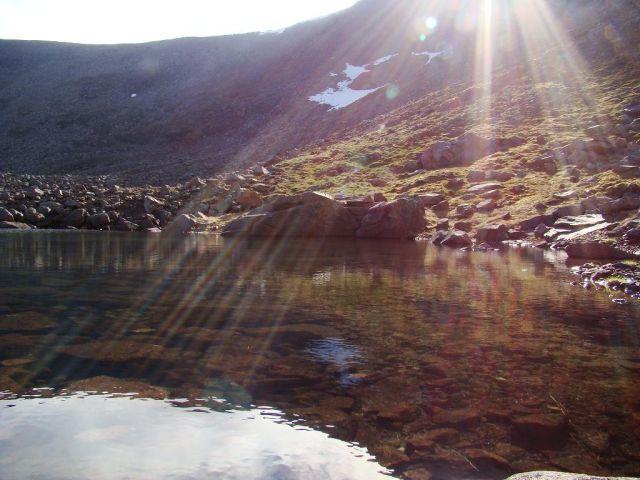 Zdjęcia: Glen More, Cairngorms Mountains, duzo kamieni i niewiele wody, SZKOCJA