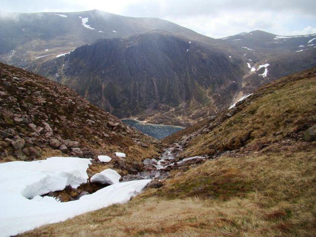 Zdjęcia: okolice Loch Avon, Cairngorms Mountains, zima odeszla witaj wiosno !, SZKOCJA