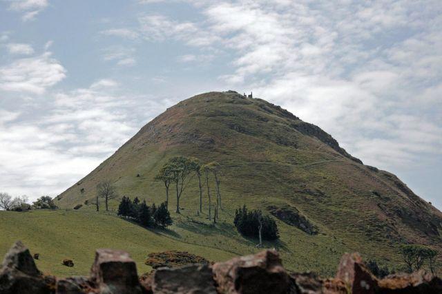 Zdj�cia: North Berwick, East Lothian , North  Berwick Law - (okolo 281 mnpm), SZKOCJA