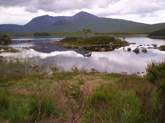 Zdj�cia: Grampian Mts., ok Los Ness, Tak w�a�nie wyobra�a�em sobie Szkocj�.., SZKOCJA