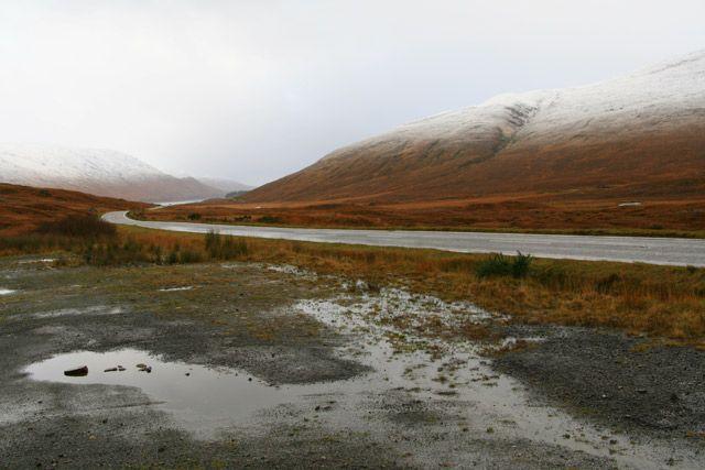 Zdjęcia: W drodze do wyspy Skye, VI, SZKOCJA