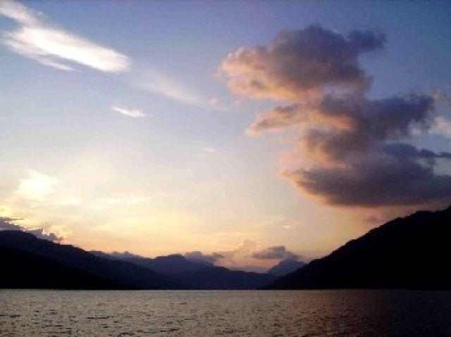 Zdjęcia: Rowardennan, środkowa Szkocja, Loch Lomond 2, SZKOCJA