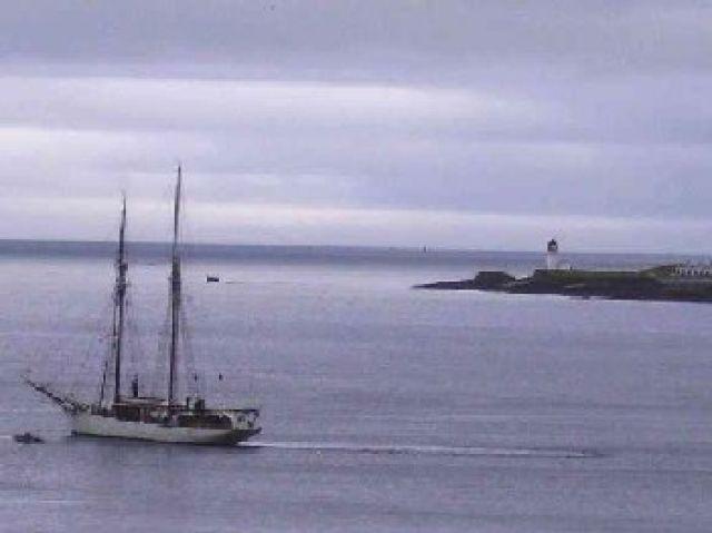 Zdjęcia: wyspa Lewis, Hebrydy Zewnętrzne, Stornoway 1, SZKOCJA