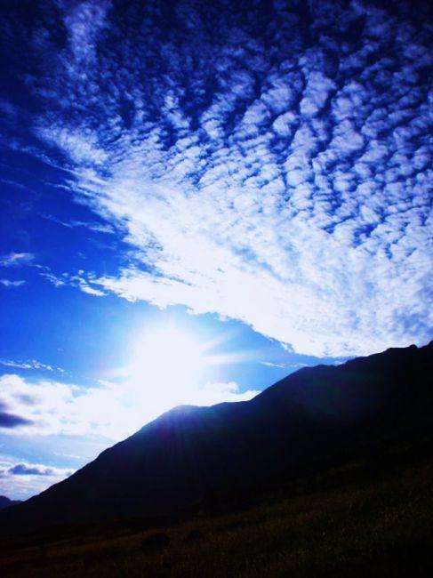 Zdjęcia: Szkocja, Chmurki, SZKOCJA