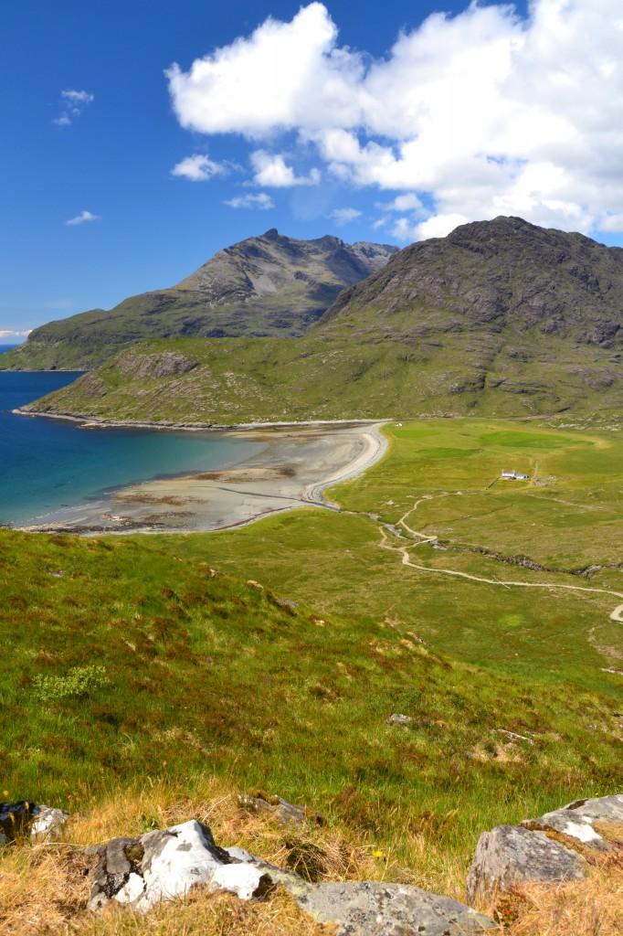 Zdjęcia: Camasunary Bay, Wyspa Skye, Fantastyczna Szkocja, SZKOCJA