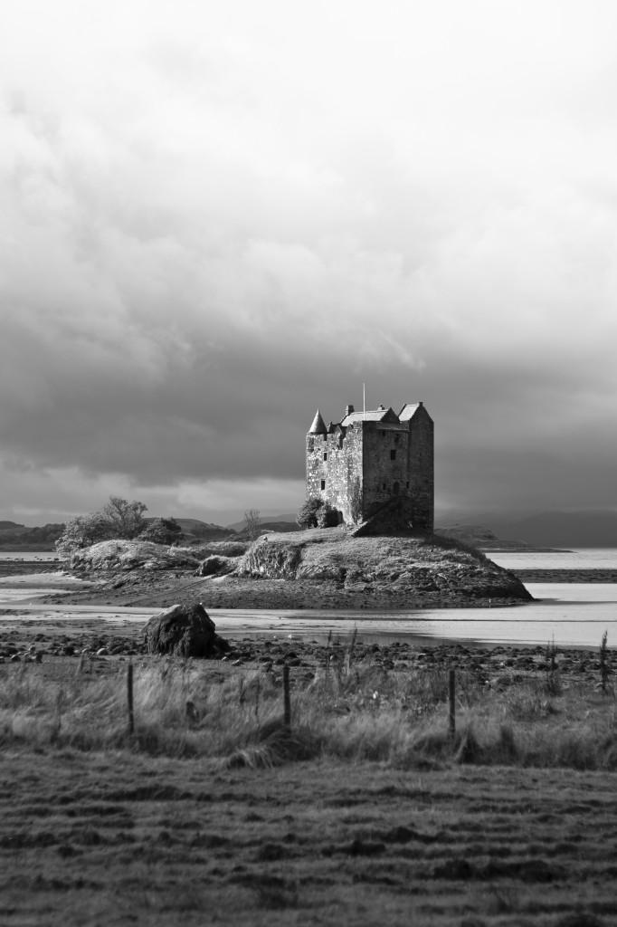 Zdjęcia: Castle Stalker, Castle Stalker, SZKOCJA