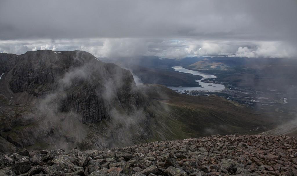 Zdjęcia: CMD, Lochaber, North Face of Ben Nevis, SZKOCJA
