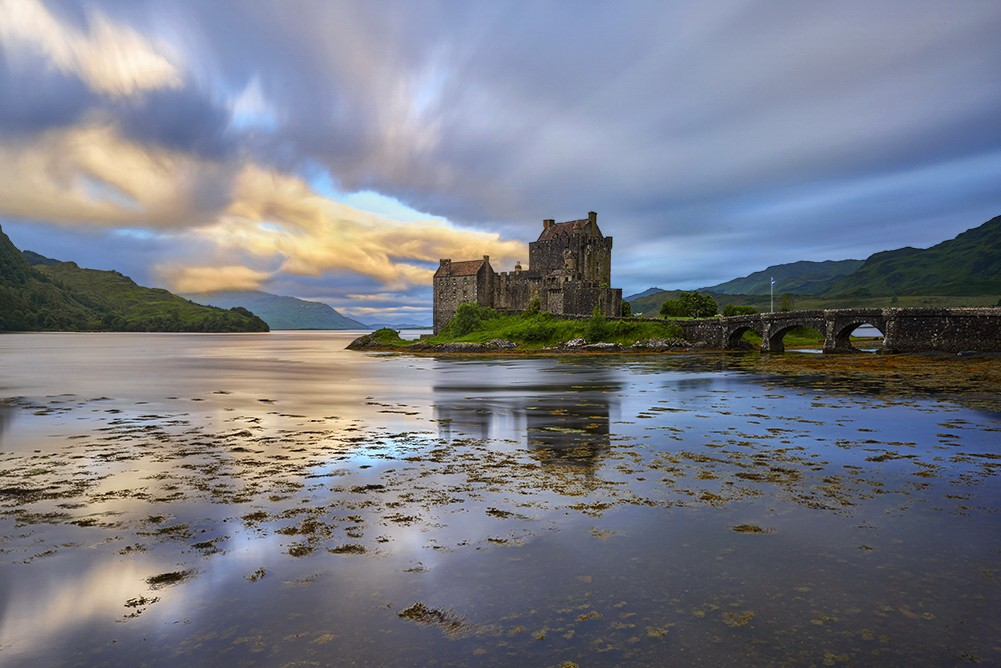 Zdjęcia: Eilean Donan Castle, Highlands, Eilean Donan Castle, SZKOCJA