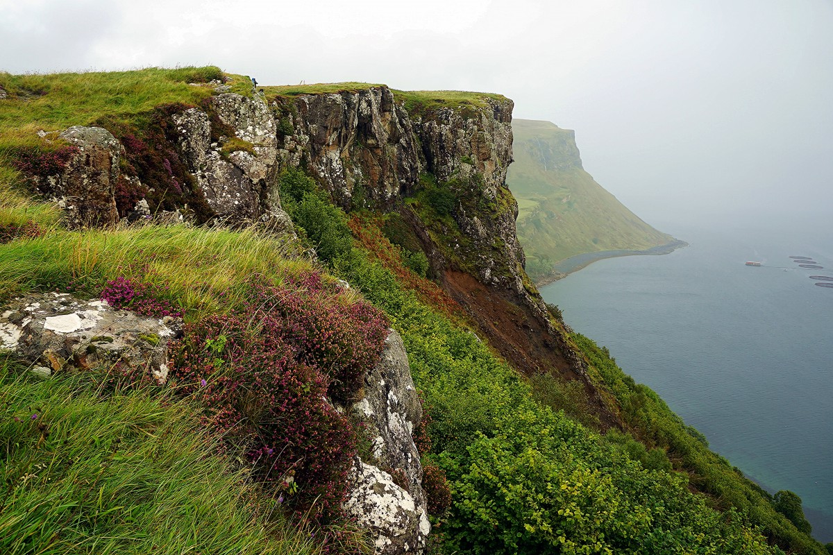 Zdjęcia: Portree, Wyspa Skye, Ze spaceru, SZKOCJA
