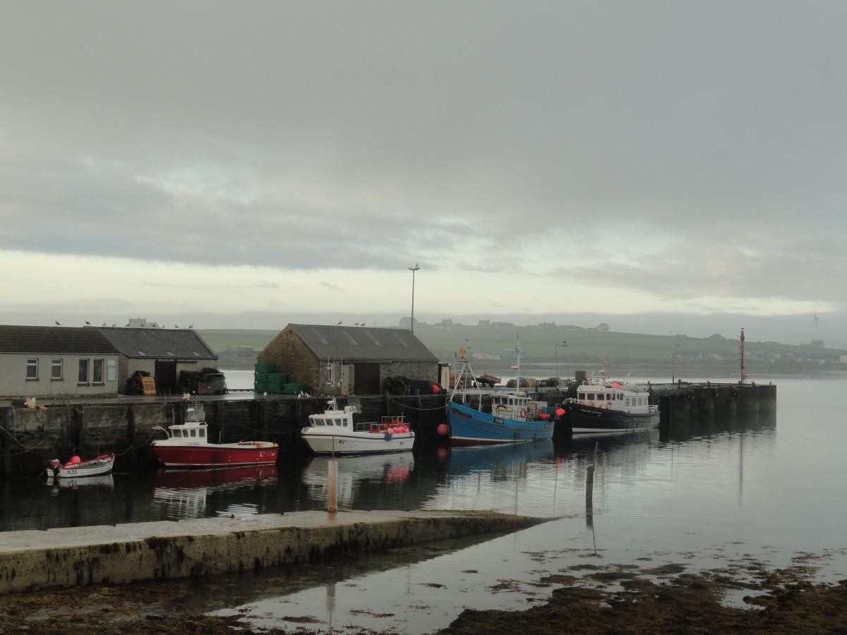 Zdjęcia: Westray,Pierowall, Orkady, Szkocja kilka lat temu :), SZKOCJA