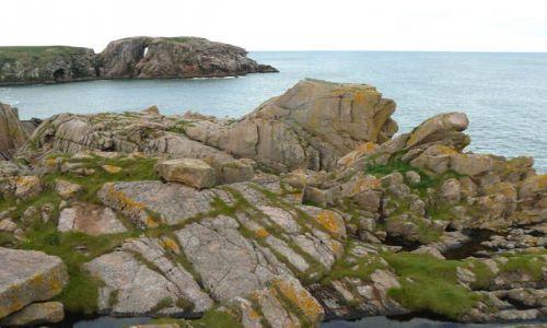 Zdjecie SZKOCJA / Aberdeen-shire / Zatoka Cruden / Bullers of Buchan
