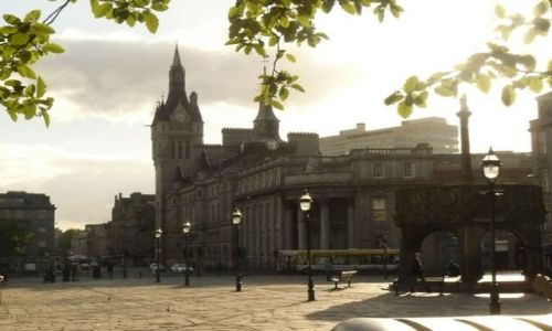 Zdjęcie SZKOCJA / Aberdeen-shire / City Centre / Aberdeen