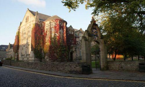 Zdjecie SZKOCJA / Aberdeen / Aberdeenshire / Aberdeen