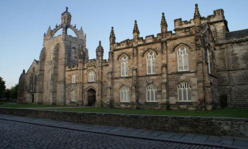 Zdjęcie SZKOCJA / Aberdeen / Aberdeenshire / Aberdeen