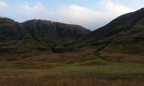 Zdjęcie SZKOCJA / Highlands / Glencoe / Glencoe