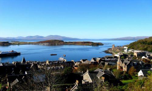 Zdjecie SZKOCJA / Argyll and Bute / Oban / Oban Bay