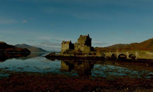 Zdjęcie SZKOCJA / Highlands / Eilean Donan Castle / Zamek