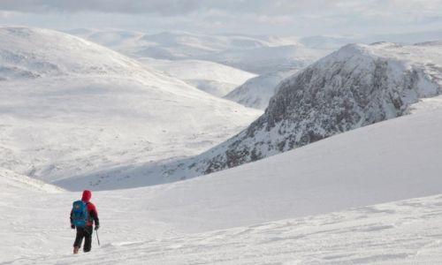 Zdjecie SZKOCJA / Highland / Cairngorms plateau / Szkocja