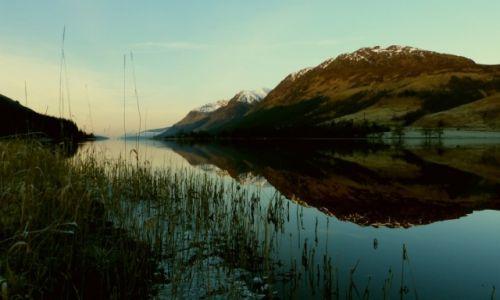 Zdjęcie SZKOCJA / Highlands /  w drodze do Fort William / Przed wyjściem w góry