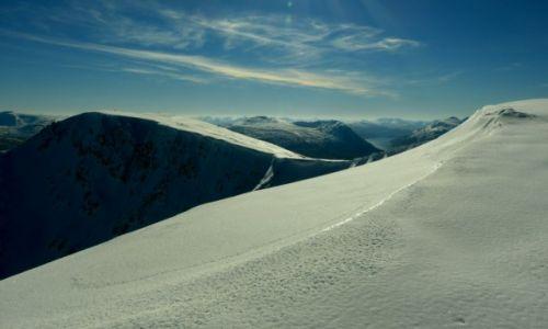Zdjęcie SZKOCJA / Highlands / Okolice Fort William / Na krawedzi
