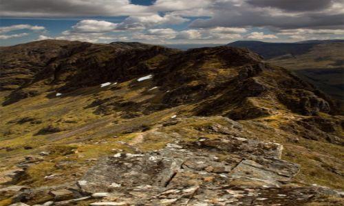 Zdjęcie SZKOCJA / GlenCoe / Szkocja / Aonach Eagach