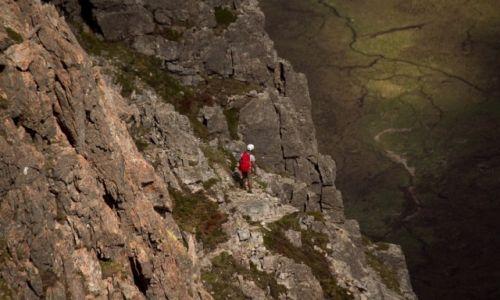 Zdjęcie SZKOCJA / GlenCoe / Curved Ridge  / Curved Ridge