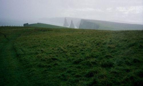 Zdjecie SZKOCJA / północna Szkocja / Przylądek Duncansby / Rubha Duncansby