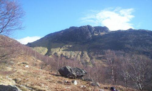 Zdjecie SZKOCJA / Highlands / Koło Fort William / Higlands